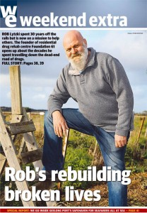 Rob's Rebuilding Broken Lives